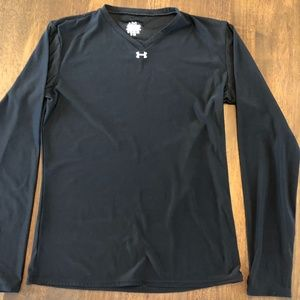 Women's Under Armour Fitted Long Sleeve Shirt